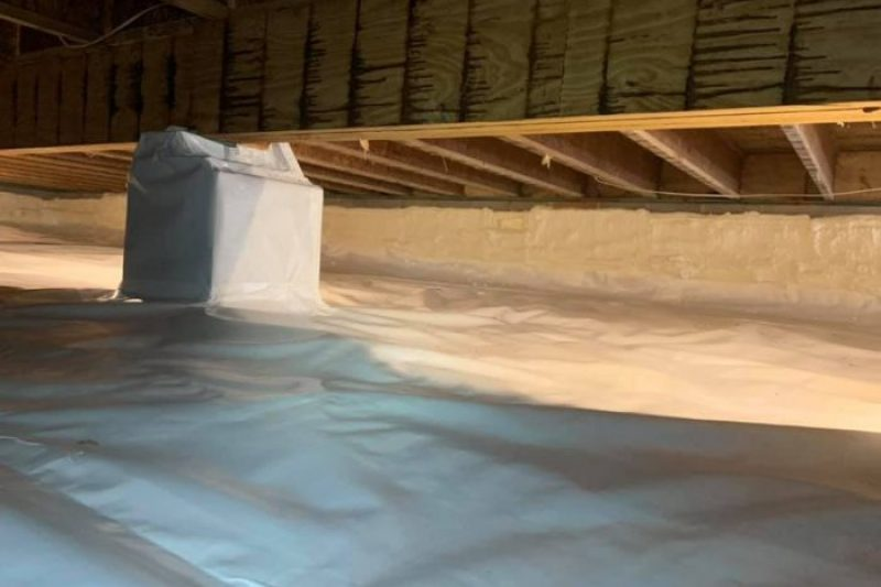 Do You Need A Solution to Your Wet, Damp, Vented Crawlspace?
