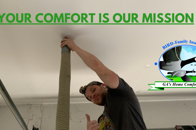 Your Comfort is our mission