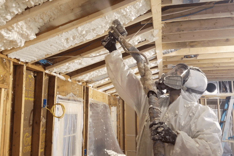 Part 4 - 8 Vital Homeowner Tips to Consider on the Day Your Spray Foam Insulation is Installed